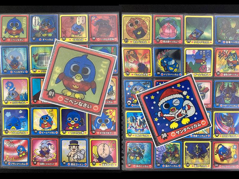 ペンギンの問題チェンジングシールコレクションコンプ