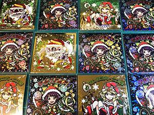 トキメキ妖怪鬼退治クリスマス限定シール2020